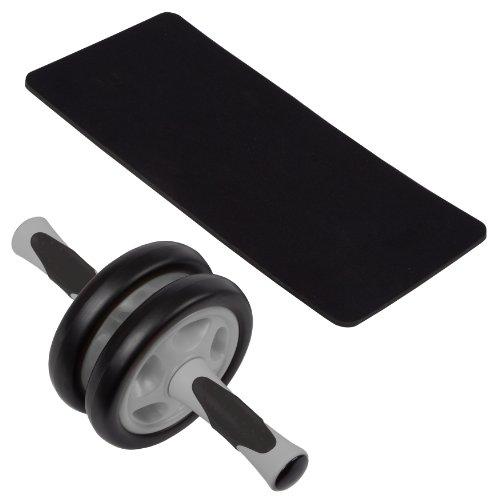 Ultrasport-Bauchtrainer-AB-Roller-inkl-Knieauflage-und-Trainingsanleitung-0-0