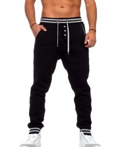 Young-Rich-Herren-Jogginghose-Sweatpants-Good-Times-0