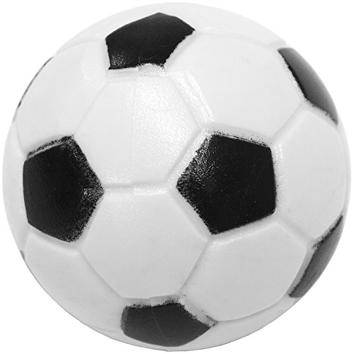 10-Stck-Kicker-Blle-aus-ABS-Farbe-schwarzwei-klassische-Fuball-Optik-hart-und-schnell-Durchmesser-31mm-Tischfussball-Kickerblle-Ball-0-0