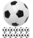 10-Stck-Kicker-Blle-aus-ABS-Farbe-schwarzwei-klassische-Fuball-Optik-hart-und-schnell-Durchmesser-31mm-Tischfussball-Kickerblle-Ball-0