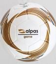 10x-alpas-Top-Spielball-Game-Fussball-Fublle-Gr-4-oder-5-Ballsack-kostenlos-0