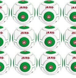 18-Stck-Fussball-Jako-Light-30-Set-Trainingsbaelle-Grsse-5-ca-290g-NEU-GRN-Trainingsball-NEU-2015-Manschaftsset-KinderJugendball-0