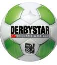 Derbystar-Fuball-Brillant-APS-WeissGrn-Gr-5-0