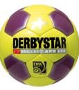 Derbystar-Fuball-Brillant-APS-Winter-LilaGelb-Gr-5-0