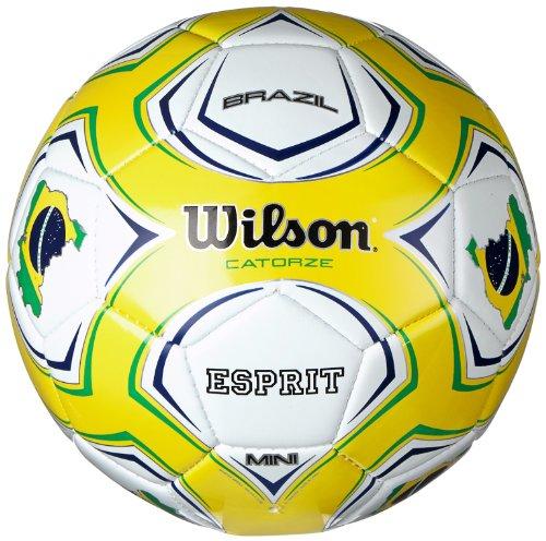 ESPRIT-Jungen-Fussball-WM-T-Shirt-mit-gratis-mini-Fussball-0-1