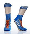 Fuballschuhe-Socke-in-hellblau-Kickstiefel-Bller-fotorealistisch-355-455-0