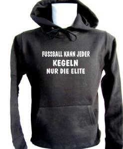 Fussball-kann-jeder-Kegeln-nur-die-Elite-Kapuzen-Pulli-schwarz-0