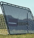 HUDORA-76099-Fuballtor-Rebound-mit-Reboundset-0