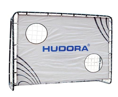 HUDORA-Fuballtor-Freekick-mit-Torwand-Art-76900-0