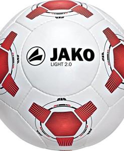 Jako-Ball-Light-20-weisignalrotschwarz-290g-0