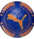 PUMA-Fuball-EVO-Power-6-Trainer-MS-Electric-Blue-LemonadeOrange-Clown-FishWhite-5-082231-31-0