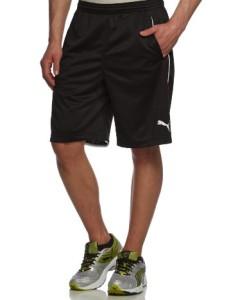 PUMA-Kinder-Hose-Training-Shorts-Black-128-653739-03-0