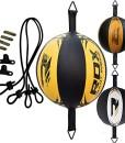 RDX-Boxen-Doppelendball-Set-Boxbirne-Drehwirbel-SpeedBall-Punchingblle-0