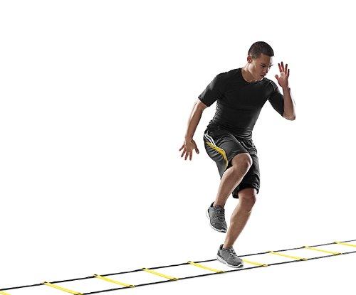 SKLZ-Koordinationsleiter-Quick-Ladder-gelb-schwarz-0-1