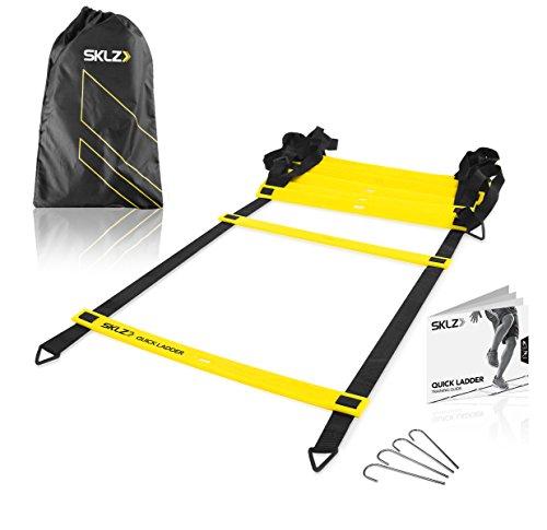 SKLZ-Koordinationsleiter-Quick-Ladder-gelb-schwarz-0