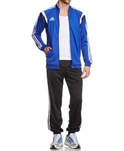 adidas-Herren-Trainingsanzug-Condivo-14-Polyester-TopCobaltWhiteBlack-BottomBold-BlueWhite-S-G80798-0