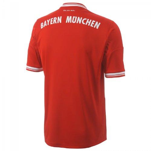 adidas-Herren-kurzrmliges-Trikot-FC-Bayern-Home-Jersey-0-1