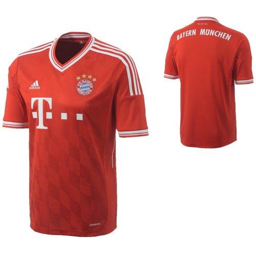 adidas-Herren-kurzrmliges-Trikot-FC-Bayern-Home-Jersey-0-2