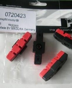 1-Satz-Magura-HS33-Bremsbelge-rot-VE-4-St-0