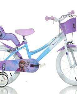 16-Zoll-Frozen-Eisprinzessin-Kinderfahrrad-Kinderrad-Fahrrad-Spielrad-Rad-0