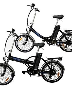2-x-20-Zoll-SWEMO-Pedelec-Alu-Falt-E-Bike-klappbar-fr-Damen-und-Herren-NEU-in-TOP-Angebot-0