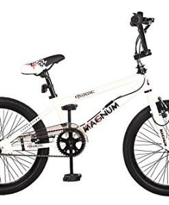 20-ZOLL-BMX-KINDER-BIKE-FAHRRAD-RAD-KINDERFAHRRAD-JUGENDFAHRRAD-Freestyle-360-ROTOR-4-Pegs-Magnum-Magic-WEI-0