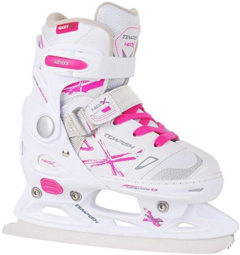 2in1-Schlittschuhe-Inliner-NEO-X-DUO-ABEC5-pink-wei-Gr-29-32-33-36-37-40-verstellbare-Mdchen-Skates-0-1