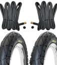 2x-Kenda-Fahrradreifen-16-Zoll-Reifen-16-x-175-47-305-inkl-2-x-Schlauch-0