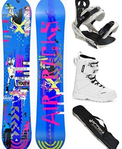 AIRTRACKS-DAMEN-SNOWBOARD-SET-BOARD-BLUEBIRD-SOFTBINDUNG-SAVAGE-W-SOFTBOOTS-SB-BAG-0