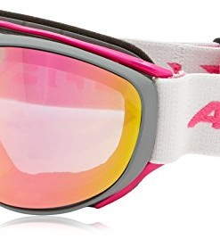 ALPINA-Erwachsene-Skibrille-Challenge-20-MM-Anthracite-Pink-One-Size-7095833-0