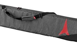 ATOMIC-Sporttasche-Skisack-Amt-Single-Ski-Bag-623-Liters-Grau-Heather-Grey-AL5012810-0