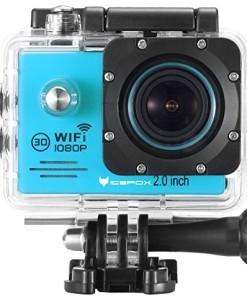 Action-Kamera-von-icefox--Wasserdichte-Wi-Fi-Action-Kamera-mit-12-MP-1080P-HD-20-LCD-Taucherhelm-Sportwagen-Kamera-mit-kostenlosem-Accessories-Kit-0