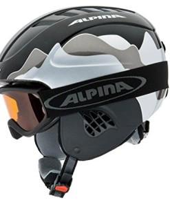 Alpina-CARAT-Kinderskihelmset-0