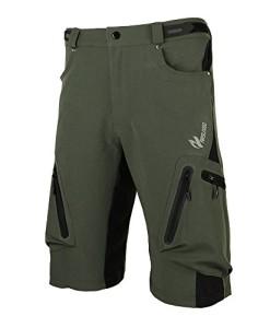 Arsuxeo-Fahrrad-MTB-Hosen-Shorts-Atmungsaktive-Loose-Fit-Lssige-Outdoor-Bekleidung-Radfahren-Laufen-Polyamid-Lycra-mit-Reiverschluss-0