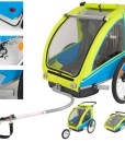 Blue-Bird-Kinderanhnger-Zweisitzer-Alu-2-in-1-Dual-Jogger-65931-Fahrradanhnger-0