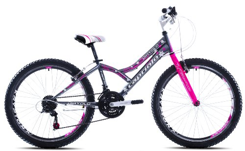 capriolo mountainbike 24 zoll f r kinder kid400 mtb. Black Bedroom Furniture Sets. Home Design Ideas