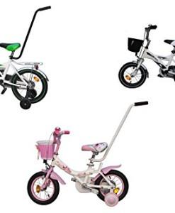 Clamaro-Kinderfahrrad-Rookie-inkl-Sttzrder-Schiebestange-und-Krbchen-Kinder-Fahrrad-mit-hhenverstellbarem-Sitz-und-Lenker-whlbar-in-2-Modellen-und-3-Farben-ACHTUNG-B-Ware-0