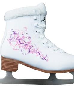 Cox-Swain-Figur-Damen-Kinder-Eiskunstlauf-Schlittschuh-Flower-alle-Gren-0