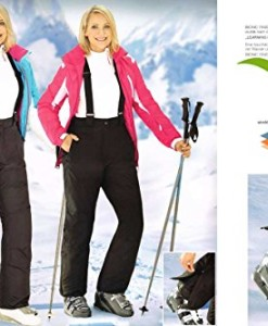 Damen-Skihose-Wintersporthose-BIONIC-FINISH-ECO-0