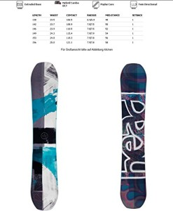 HEAD-SHINE-DCT-Women-201415-Damen-Allmountain-Freestyle-Snowboard-331514-0