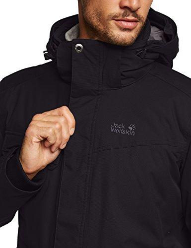 Men Jacke Jacket Scotia Wattiert Herren Nova Jack Wolfskin Y7gb6yf