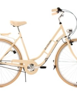 KS-Cycling-Damen-Fahrrad-Cityrad-Casino-3-Gnge-Beige-28-702C-0