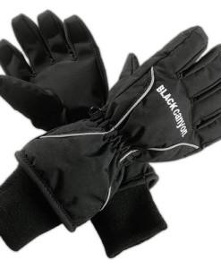 Kinder-Skihandschuhe-von-BLACK-CANYON-Farbe-schwarz-mit-Thinsulate-warm-gnstig-0