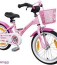 Kinderfahrrad-16-16-Zoll-PROMETHEUS-Kinder-Fahrrad-Farbe-Rosa-Wei-mit-Rcktrittbremse-inkl-Sttzrder-Aluminium-fr-sichere-und-sorgenfreie-Spielfreude-ab-5-Jahren-16er-Classic-Edition-Flamingo-Pink-0