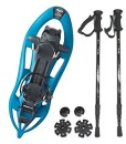 Kombi-Paket-Schneeschuh-Track-Easy-325-von-TSL-Farbe-danube-Leichter-3-teiliger-Teleskopstock-Hiker-5000-0