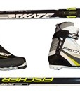 Skating-Langlauf-Ski-Set-FISCHER-LS-Skate-Bindung-Skating-Schuhe-0