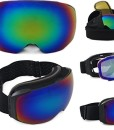 Skibrille-Schneebrille-Snowboardbrille-Whistler-2016-unisex-mit-magnetischem-Wechselglas-fr-schlechte-Sicht-inkl-Eva-Box-Brillenputztuch-anti-fog-kratzfeste-Glser-groes-Sichtfeld-0