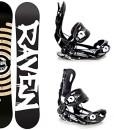 Snowboard-Raven-Relict-Rocker-2015-Raven-Fastec-FT270-Black-L-0