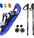 Spar-Paket-Schneeschuh-SNOW-SPIRIT-Teleskopstock-HIKER-5000-Schneeschuhe-Schneeschuhwandern-0