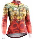 Fixgear-Radtrikot-Damen-Langarm-Fahrradshirt-clothes-Top-S2XL-0